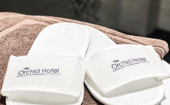 Amenities di Orchid Hotel