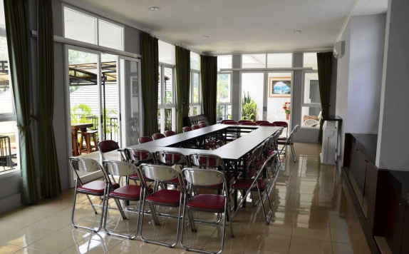 Meeting room di Otten Ville Boutique Hotel