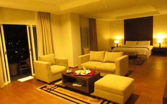 Amenities di Padjadjaran Suites Hotel & Conference