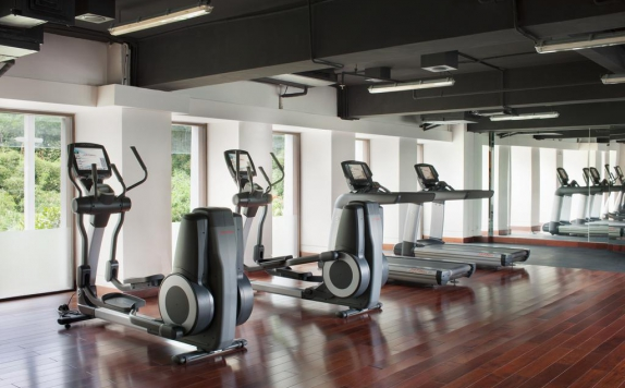 Gym and Fitness Center di Padma Hotel