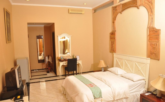 Guest room di Palm Beach Resort Jepara