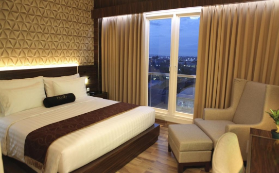 Guest Room di Palmy Exclusive Hotel