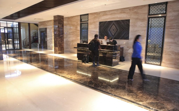 Lobby di Palmy Exclusive Hotel