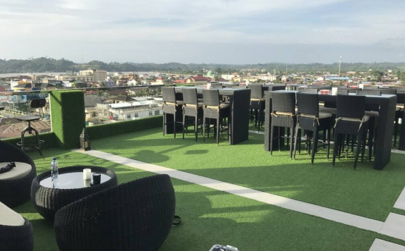 Sky Lounge di Palmy Exclusive Hotel