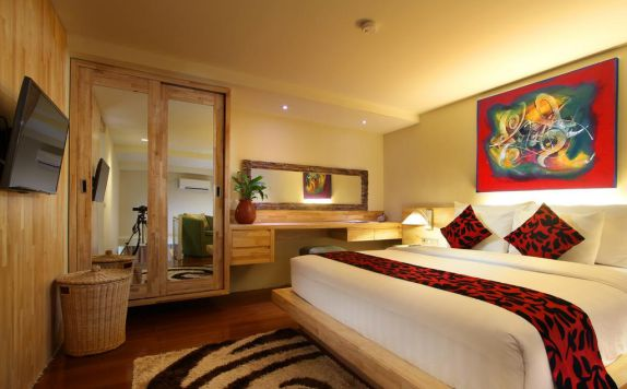 guest room di Pandawa All Suite Hotel