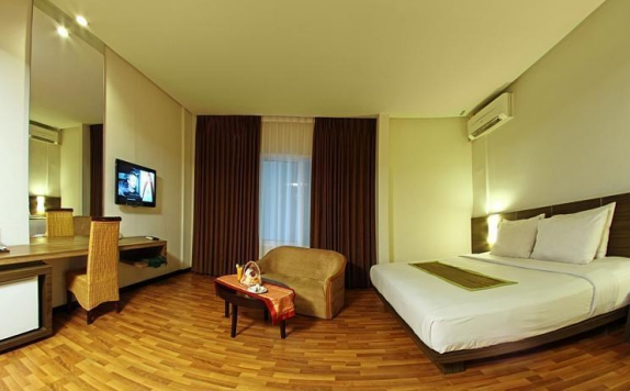 Bedroom di Pangeran City