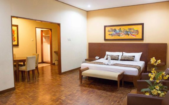 guest room di Papyrus Tropical Hotel