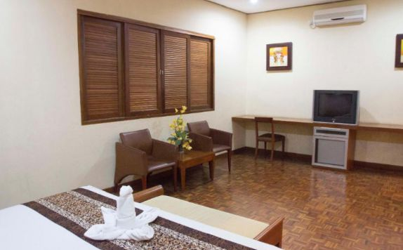 interior di Papyrus Tropical Hotel