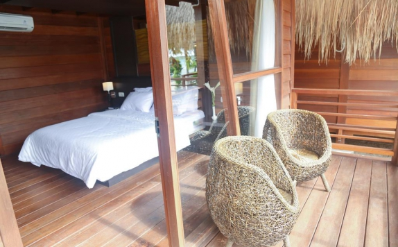 guest room di Java Paradise Resort