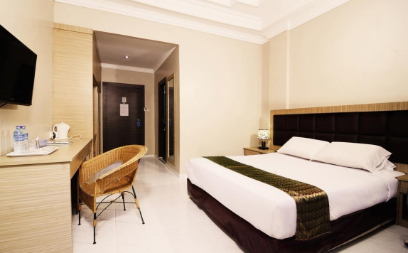 Guest room di Pelangi Hotel & Resort