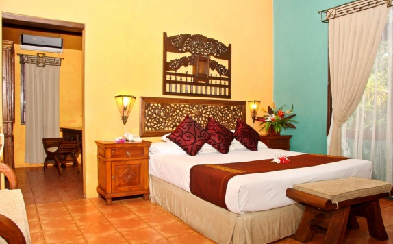 Guest room di Peneeda View Beach Hotel