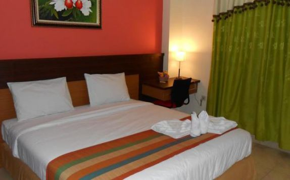 guest room di Pineapple Mansion Solo