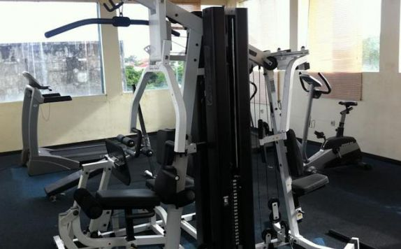gym di Pineapple Mansion Solo