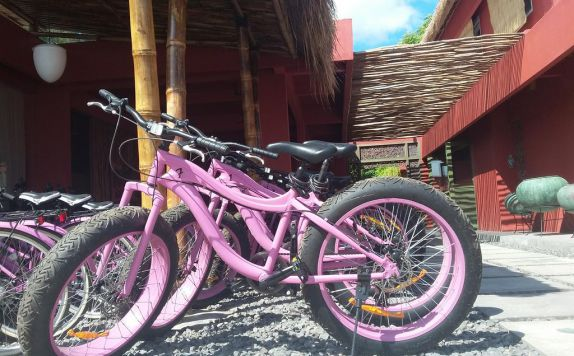 Bike Facilities di PinkCoco Gili Trawangan