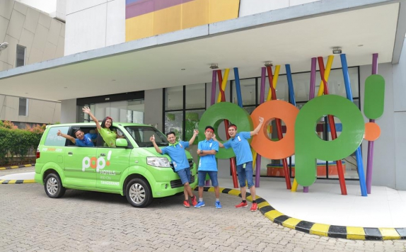 Eksterior di POP BSD City