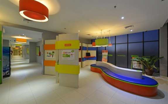 Interior di POP BSD City