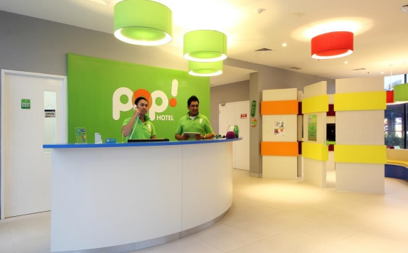 Receptionist di POP BSD City