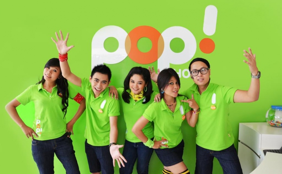 Staff di POP BSD City