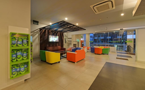 facilities di POP Hotel Banjarmasin