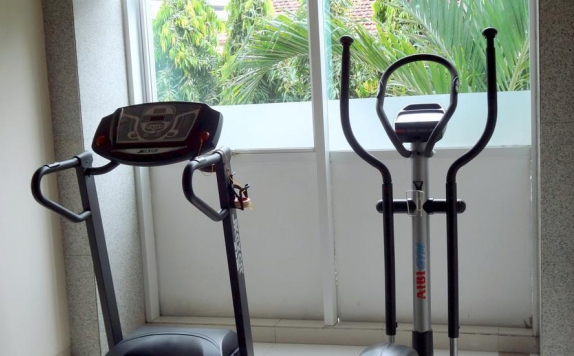 Gym center di Prasada Mansion