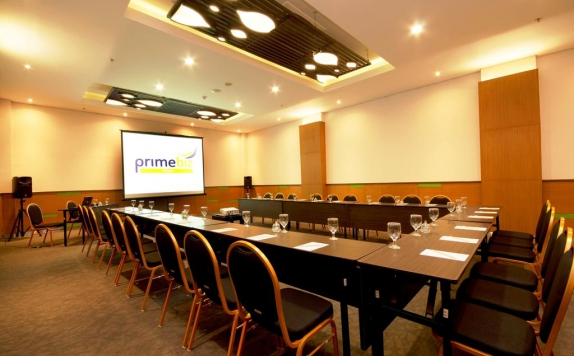 Meeting room di PrimeBiz Hotel Tegal