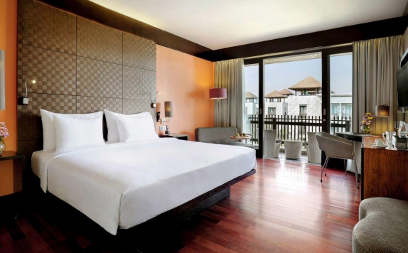 Guest room di Pullman Bali Legian Nirwana Hotel and Resorts
