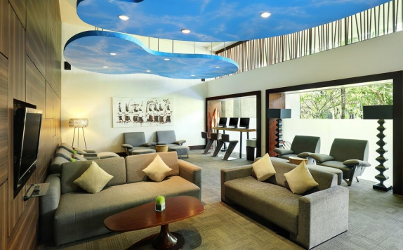 Interior di Pullman Bali Legian Nirwana Hotel and Resorts