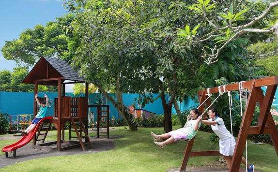 Playground di Pullman Bali Legian Nirwana Hotel and Resorts