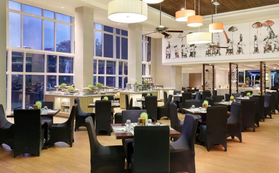 Restaurant di Pullman Bali Legian Nirwana Hotel and Resorts