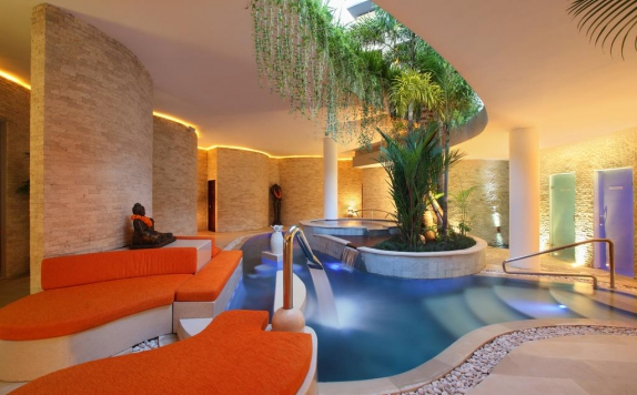 Swimming Pool di Pullman Bali Legian Nirwana Hotel and Resorts