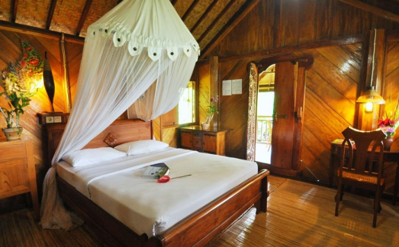 Guest Room di Puri Lumbung Cottages