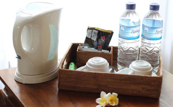 Food and Beverage Hotel di Putri Ayu Cottage