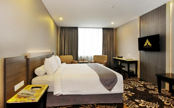 Guest Room di Pyramid Suites Banjarmasin