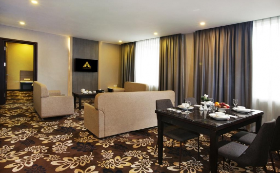 Interior di Pyramid Suites Banjarmasin