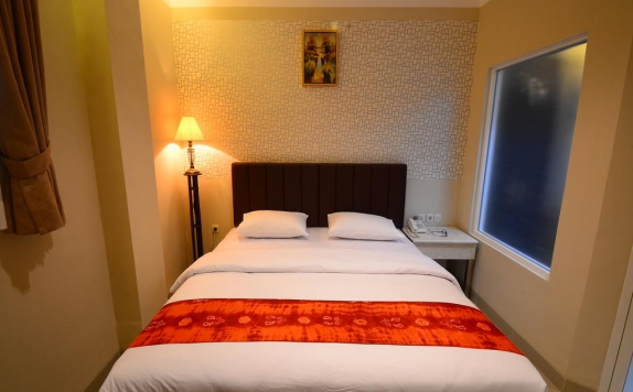 guest room di Queen City Hotel