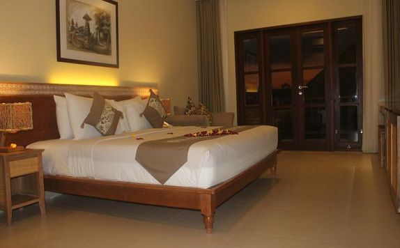 Deluxe King di Radha Phala Resort and Spa
