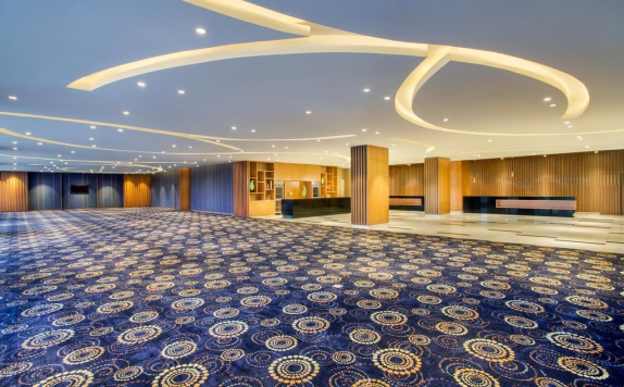Ballroom di Radisson Golf & Convention Center Batam