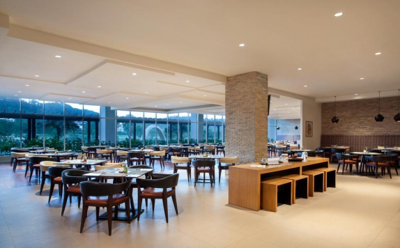 Restaurant di Radisson Golf & Convention Center Batam