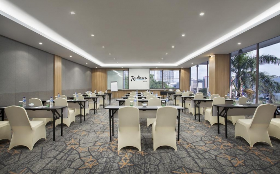 Meeting room di Radisson Hotel Medan