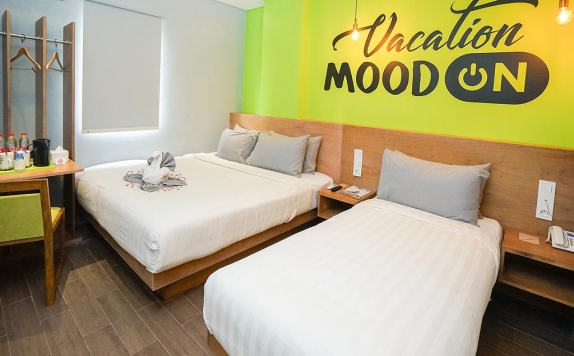 Guest Room di Radja Art and Boutique Hotel