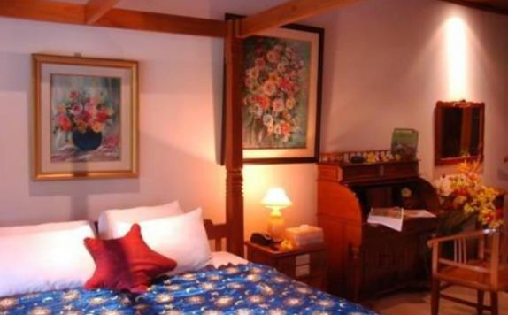 Double Bed Room Hotel di Raffles Holiday Hotel Bali