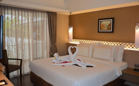 Guest Room di Ramada Bali Sunset Road Kuta (formerly Best Western Premier Sunset Road Kuta)