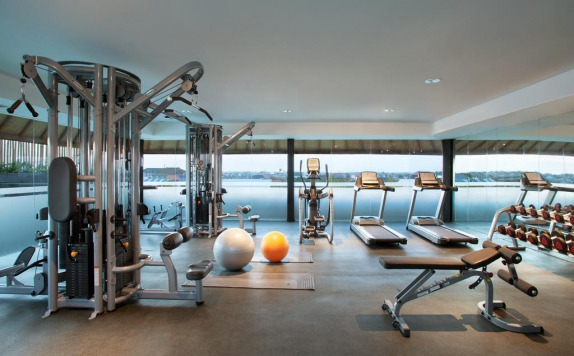 Gym di Ramada Bali Sunset Road Kuta (formerly Best Western Premier Sunset Road Kuta)