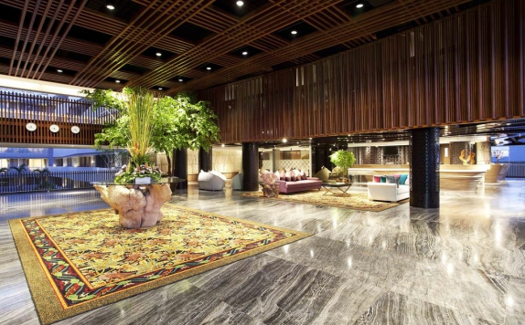 Lobby di Ramada Bali Sunset Road Kuta (formerly Best Western Premier Sunset Road Kuta)