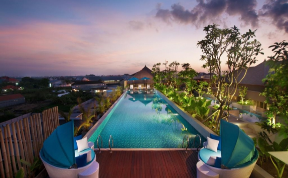 Swimming Pool di Ramada Bali Sunset Road Kuta (formerly Best Western Premier Sunset Road Kuta)