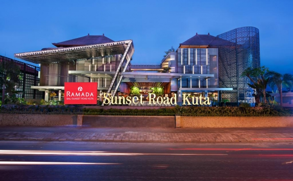 Tampilan Luar di Ramada Bali Sunset Road Kuta (formerly Best Western Premier Sunset Road Kuta)