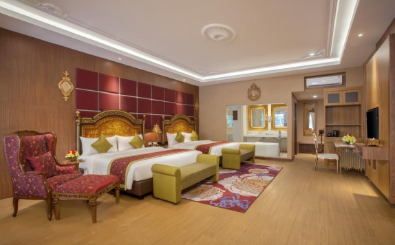 Guest Room di Ramada Suites by Wyndham Solo