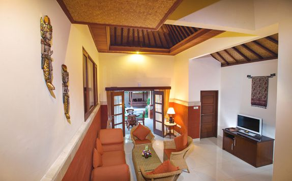 Suite Living Room di Rama Phala Resort & Spa