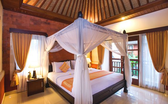 Suite Master Bedroom di Rama Phala Resort & Spa