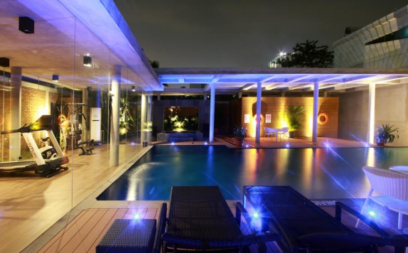 Swimming Pool di Ra Residence